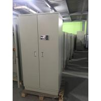 Buy cheap Chemical Security Hazardous Storage Cabinets White With Electronic Lock filing from wholesalers
