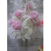 Quality Artificial Flower, Wedding Flowers, Bouquet for sale