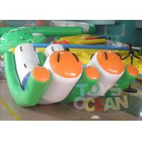 China 3.1x2x1.2m Double Tube Inflatable Pool Toys Inflatable Water Park Equipment wholesale