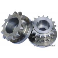 China Chain Belt Stainless Steel Sprockets Custom Made CNC Machining ISO9001 wholesale
