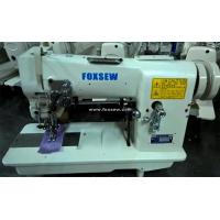 China Double Needle Hemstitch Picoting Sewing Machine with Puller and Cutter FX1725 wholesale