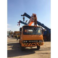 China 8 Ton Used Mini Crane , Japan Small Truck Crane , Import From Japanese on sale