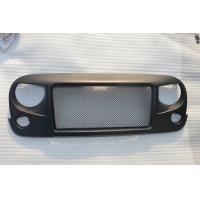 China Jeep Jk Wrangler Avenger  Grille Material: ABS Plastic wholesale