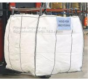 China superior quality polypropylene jumbo bag,polyethylene sandbags scrap woven pp bulk bag, pp big jumbo bag for sand, pack wholesale
