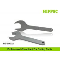 China Material Steel CNC Cutting Tools ER20A Length 170mm Wrenches With Rustproof wholesale