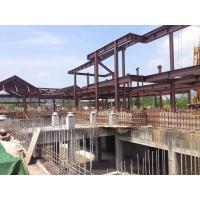 China Prefabricated Building Steel Frame For A Structure Steel Hotel wholesale