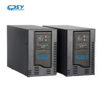 China Pure sine wave home ups 1kva ups system for computer use wholesale