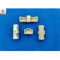 China Phosphor Bronze Terminal Connector, SMT Wire To Board Connectors MX 501189 wafer connector wholesale