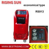 China Economical type Car used r134a refrigerant recycling machine for workshop on sale