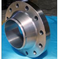 China A182 F22 Alloy steel pipe flange , weld neck flange with butt weld Connection wholesale