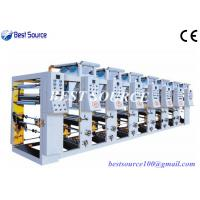 China ASY600-1200C Multi Colors Rotogravure Printing Machine  1-12 color economic best price supplier wholesale