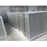 China High quality construction building temporary rubbish cage wholesale