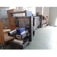 China Semi Automatic PE Film Shrink Wrapping Machine 15000 BPH For PET Bottle wholesale