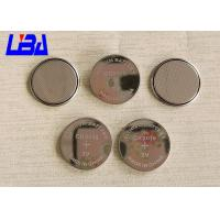 China 1.7g Lithium Durable Cell CR2016 Button Batteries Coin 3v 90mAh wholesale