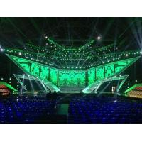 China Roofing Grand Support Aluminium Stage Truss Apply To Night Club And DJ Centers wholesale
