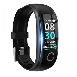 """China Body Temperature IP67 0.96"""" Smart Heart Rate Wristband wholesale"""