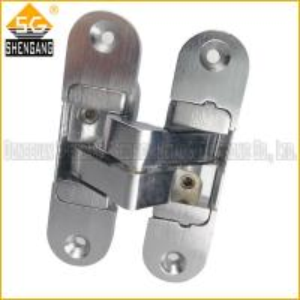 China door&window hinges concealed hinges 3D adjustable hinges hidden hinges  invisiable hinge wholesale