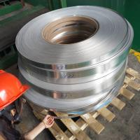 China Mill Finish Aluminum Strip Roll Aluminium Coil Customized Thickness Stable wholesale