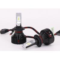 Quality 36W 12V LED Headlight , T8 H7 Vehicle Headlight Bulbs Philips LED Chip for sale