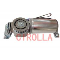China Round Sliding Glass Electric Door Motor 24VDC White light  Brush less 75W wholesale