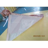 China UV resistant Durable Outdoor Mesh Banners , Wind Vinyl Mesh Advertising Banners wholesale
