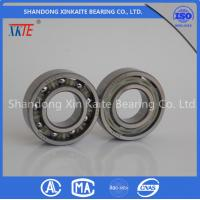 GCr15 Grinding groove 6308TN9 XKTE idler roller bearing for mining machine from liaocheng china manufacturer