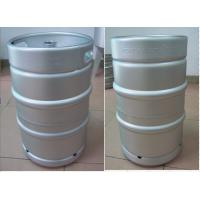 China 50L German Beer Keg , Home Draft Keg Cylinder Shaped For Brewery wholesale