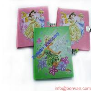 China customize PU PVC faux genunie leather soft cover hardcover hardback notebook wholesale