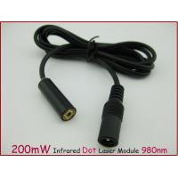 Quality 980nm 200mW Infrared Dot Laser Module for sale