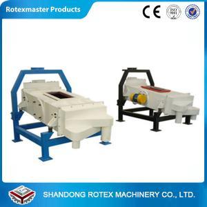 Quality High efficiency 3-6 tons per hour wood pellet screener biomass pellet plant for sale