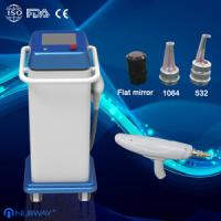 China Q Switched ND YAG Laser for Skin Treatment; Nevus of Ota and Pigment Removal wholesale