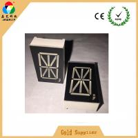 Buy cheap 6 segment single one digit 0.8 inch led module display super amber/orange with from wholesalers