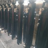 China Double Acting Double Ended Hydraulic Cylinder 150mm - 1200mm Length Available on sale