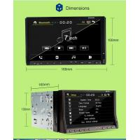 """Quality 7"""" 2-Din Universal Car DVD GPS + Bluetooth + iPod + Android for sale"""