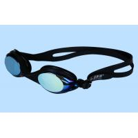 China mirror coated swiming goggles wholesale