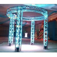 China Party DI Aluminum Stage Lighting Truss ARC / Ladder / Triangular / Square Shape wholesale