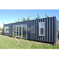 China 40ft Prefab Container Homes Good Moisture Resistance Performance For Hotel on sale