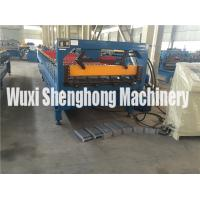 China High Speed Metal Deck Roll Forming Machine For Guide Column or Wall Board wholesale