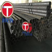 China Specialized Carobn Seamless Steel Tube Round Shape Oiled Surface Astm A530 wholesale