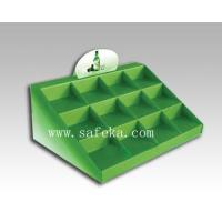 China Drinks & Beers counter table top display stand for promotion wholesale