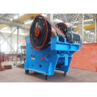 China Movable Jaw Plate Crusher With Protective Planch 640mm Discharge Opening wholesale