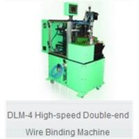 Buy cheap double-side coil lacing machine from wholesalers