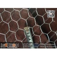 China Hot Dipped Galvanised Hexagonal Wire Mesh wholesale