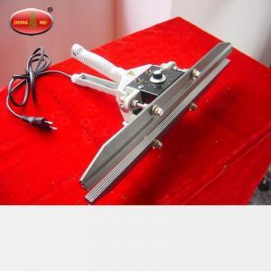 China Hand Held Impulse Sealer FKR T Clamp Style Hand Impulse Sealer Clamp Plastic Heat Sealer wholesale