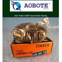 China Low noise OEM Airport Timken Taper Roller Bearings ISO 9001 wholesale