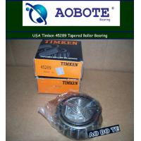 China Agriculture Timken Taper Roller Bearings With Long Life Single Row wholesale