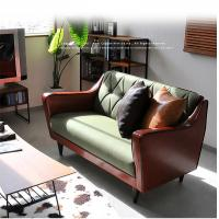 Wholesale Modern Classic Fabric Colorful Sofa For Small Flat & Apartment