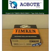 China Gcr15 Timken Taper Single Row Roller Bearings , ABEC-5 V3 Bearing in Automotive wholesale
