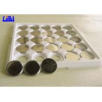 China Medical Equipment Primary Coin Cell Battery , Standard Cr2016 Lithium Battery wholesale