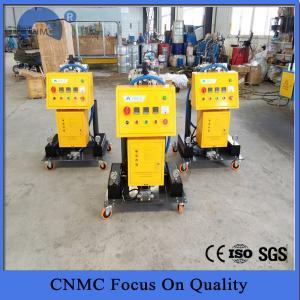 China polyurethane spray foam machine rigs for sale on sale